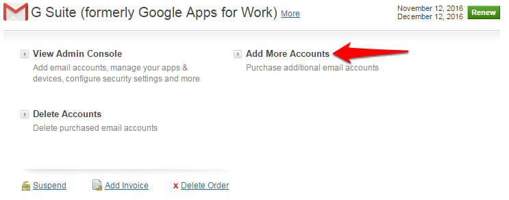Add or Delete G Suite Accounts   KnowledgeBase